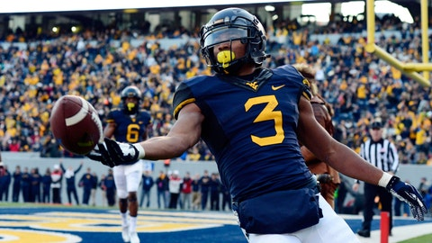 Charles Sims, RB, West Virginia, third round (No. 69 overall)