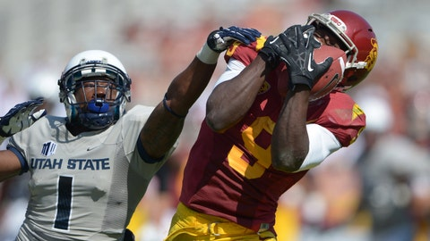 Marqise Lee, WR, USC, second round (No. 39 overall)