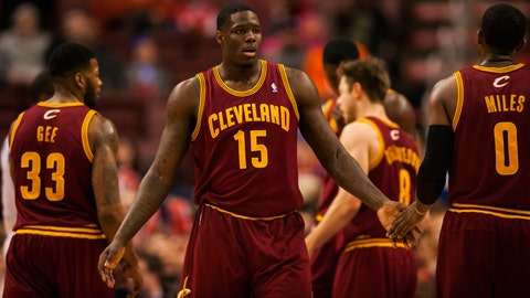 2013 No. 1 Pick: Anthony Bennett (Cleveland Cavaliers)