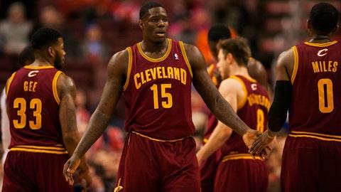 2013: Anthony Bennett, Cleveland Cavaliers