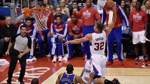 2009 No. 1 Pick: Blake Griffin (Los Angeles Clippers)