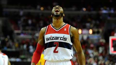 2010 No. 1 Pick: John Wall (Washington Wizards)