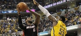 Heat ready for seemingly predetermined matchup with rival Pacers