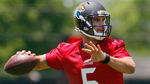 Jaguars QB Blake Bortles, $5.2 million