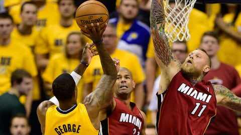 Heat vs. Pacers Game 1