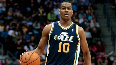2011 No. 12 Pick: Alec Burks (Utah Jazz)