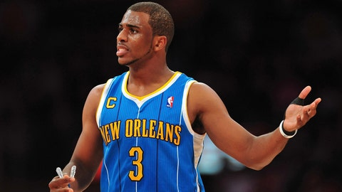 2005 No. 4 Pick: Chris Paul (New Orleans Hornets)