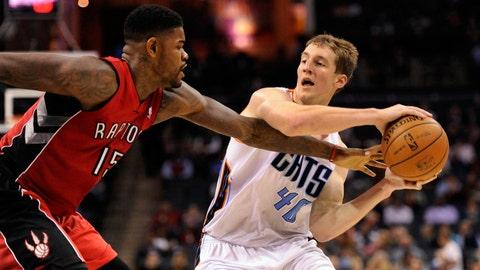 2013 No. 4 Pick: Cody Zeller (Charlotte Bobcats)
