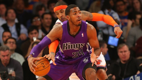 2008 No. 12 Pick: Jason Thompson (Sacramento Kings)