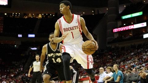 2012 No. 12 Pick: Jeremy Lamb (Houston Rockets)