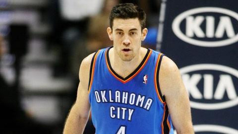 Oklahoma City Thunder - Nick Collison, Age: 35