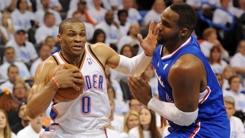 2008 No. 4 Pick: Russell Westbrook (Seattle SuperSonics)
