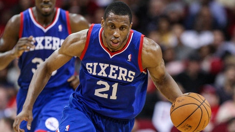 2007 No. 12 Pick: Thaddeus Young (Philadelphia 76ers)