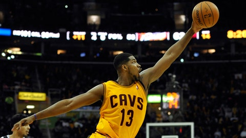 2011 No. 4 Pick: Tristan Thompson (Cleveland Cavaliers)
