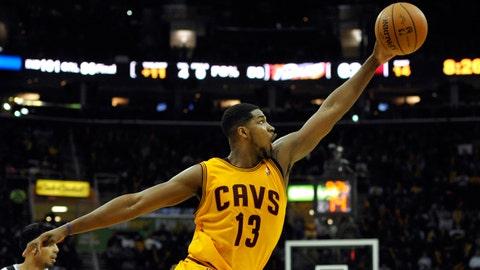 2011 No. 4 Pick: Tristan Thompson (Cleveland Cavaliers)