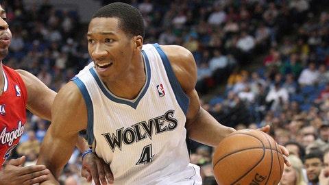 2010 No. 4 Pick: Wesley Johnson (Minnesota Timberwolves)