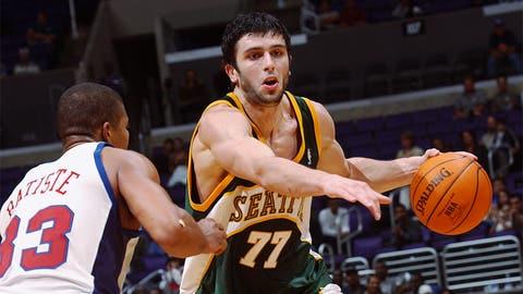 2001 No. 12 Pick: Vladimir Radmanovic (Seattle SuperSonics)