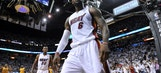 Heat Check: LeBron James, Dwyane Wade lead late Miami rally in Game 3 win