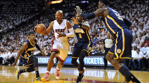 Heat vs. Pacers Game 4