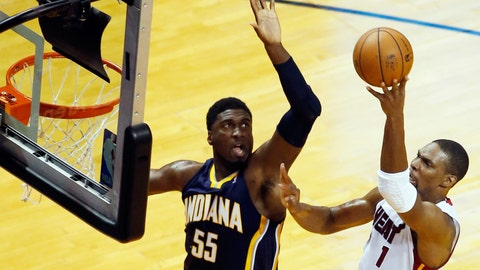 Roy Hibbert, C, Los Angeles Lakers