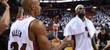 Maturing Heat more focused on another title than exchanging trash talk