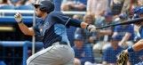 Rays promote catcher Ali Solis, option Alex Colome to Triple-A