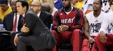 Heat Check: With LeBron limited, Miami fails to close out Pacers