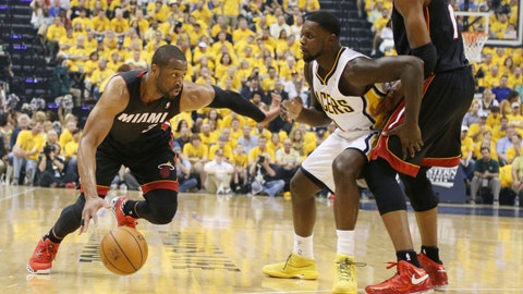 Heat vs. Pacers Game 5