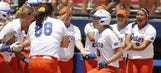 Florida rolls past Baylor in Women's College World Series