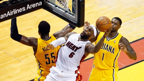 Heat vs. Pacers Game 6