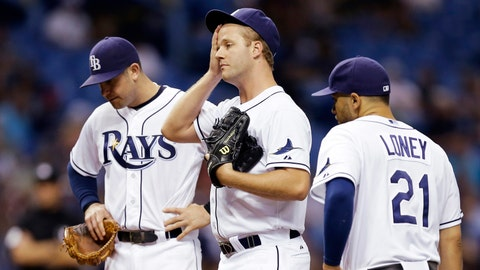 20. Tampa Bay Rays