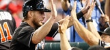 Marlins rally past Rangers to remain hot against AL teams