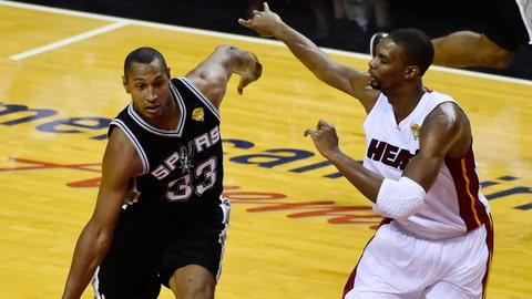 Heat vs. Spurs Game 3