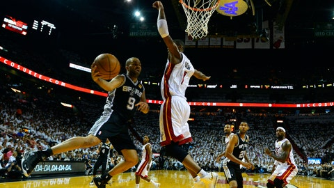 Heat vs. Spurs Game 4