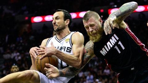 Heat vs. Spurs Game 5