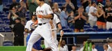 Giancarlo Stanton hits NL-leading 20th HR in loss to Cubs