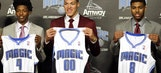 Magic's newest 'hard-nosed dudes' Aaron Gordon, Elfrid Payton eager to team up again