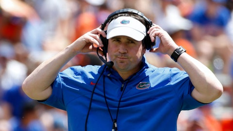 No. 24: Florida Gators