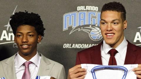 20. Magic draft Aaron Gordon/Elfrid Payton