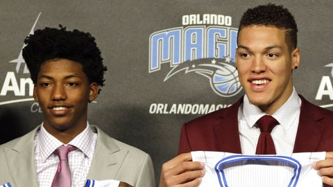 20. Magic draft Aaron Gordon/Elfrid Payton