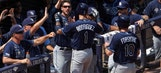 Rays finish off sweep of Yankees, push win streak to 5 games