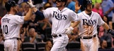 Jake Odorizzi, James Loney lead Rays past visiting Brewers