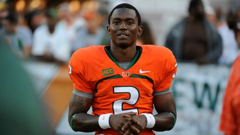 7. RB Joseph Yearby, Fr.