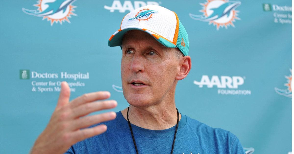 Colts Add Ex Dolphins Hc Philbin To Coaching Staff Fox