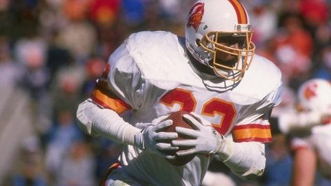 8. James Wilder, RB (1981-89)