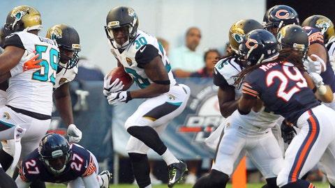 Jaguars vs. Bears
