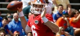 Gators' offense looked good in Friday's scrimmage; Fan Day on Saturday