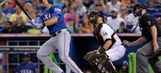 Marlins homer twice in 9th but come up short against Rangers
