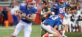 Will Muschamp surprises pair of Gators walk-ons with scholarships