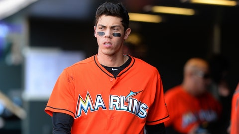 Christian Yelich, OF, Marlins